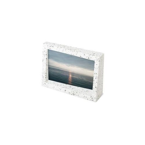 - ramka na zdjęcia edge 5x7 - drewno naturalne - 17,00 cm marki Umbra