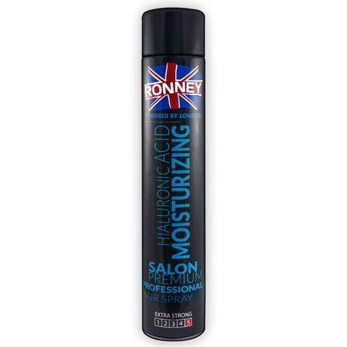 Ronney Hialuronic Acid Moisturizing lakier do włosów do utrwalenia kształtu 750 ml (5060456770785)