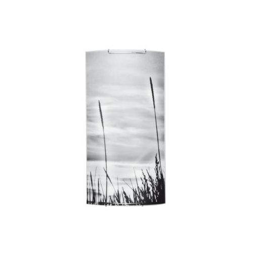 Kinkiet lampa ścienna Spot Light Nature 1x17W LED biało - czarny 4130304M