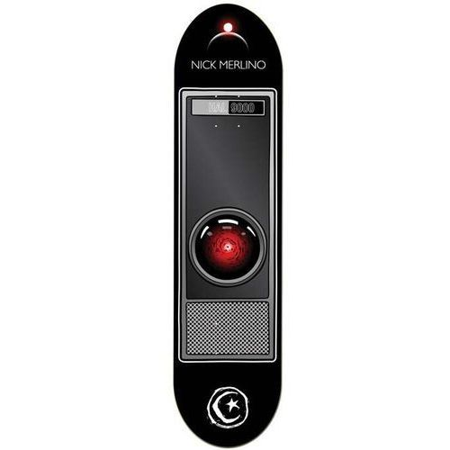 deska FOUNDATION - Merlino Space Odyssey (SPACE ODYSSEY) rozmiar: 8.25, towar z kategorii: Pozostały skating