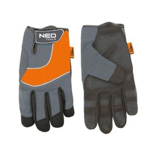 Neo Rękawice ochronne 97-605 szary (rozmiar 10)