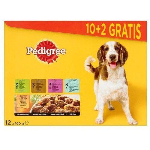 adult 12 x 0.1 kg- rób zakupy i zbieraj punkty payback - darmowa wysyłka od 99 zł marki Pedigree