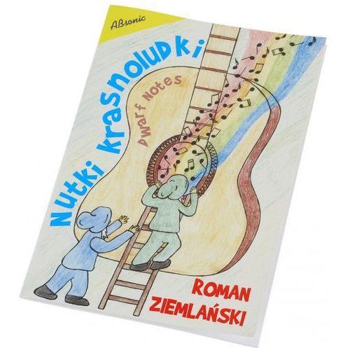 ziemlański roman ″nutki krasnoludki″ książka marki An