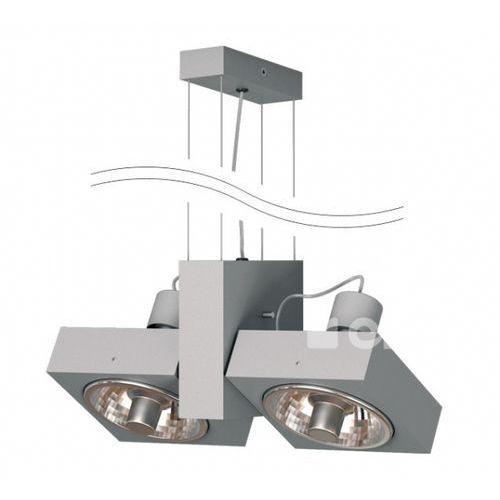 lampa wisząca ASPEN B1Wh QR111, CLEONI T008B1Wh+