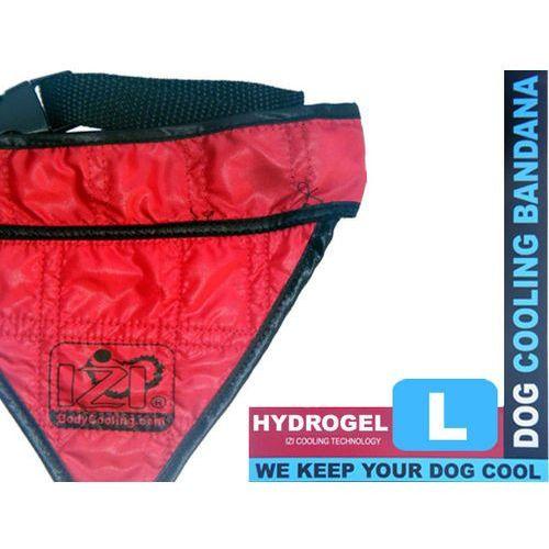 Chusta dla psa z chłodzącym hydrożelem rozmiar l marki Izibodycooling