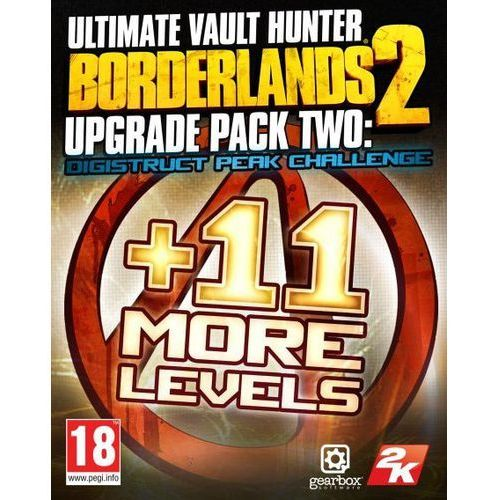 Borderlands 2 Ultimate Vault Hunter Upgrade Pack 2 Digistruct Peak Challenge (PC)