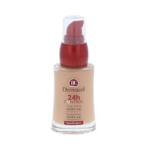 24h control podkład o przedłużonej trwałości odcień 4 (long lasting make-up with coenzyme q10) 30 ml marki Dermacol
