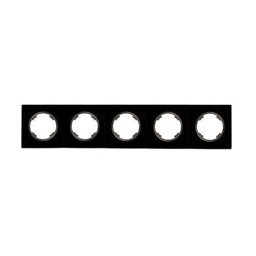 Ramka pięciokrotna soul czarny marki Dpm