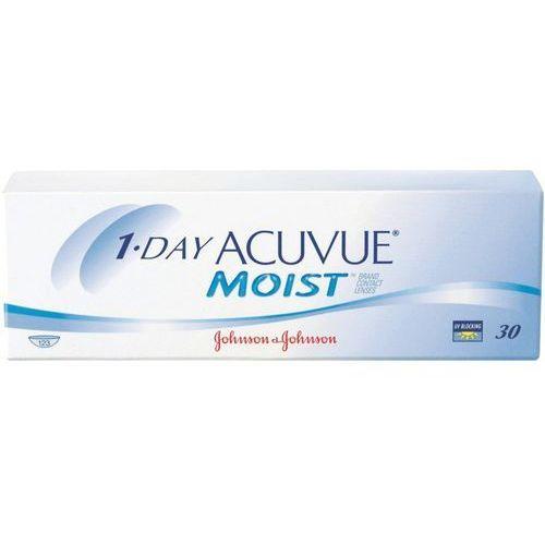 Johnson & johnson Soczewki 1 day acuvue moist 30szt. - 9,0