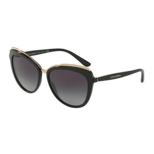 Dolce & gabbana Okulary słoneczne dg4304 501/8g