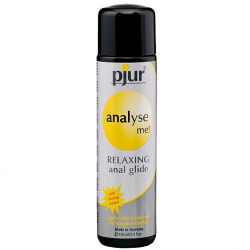 Pjur Środek analny silikonowy -  analyse me glide 100 ml, kategoria: żele erotyczne
