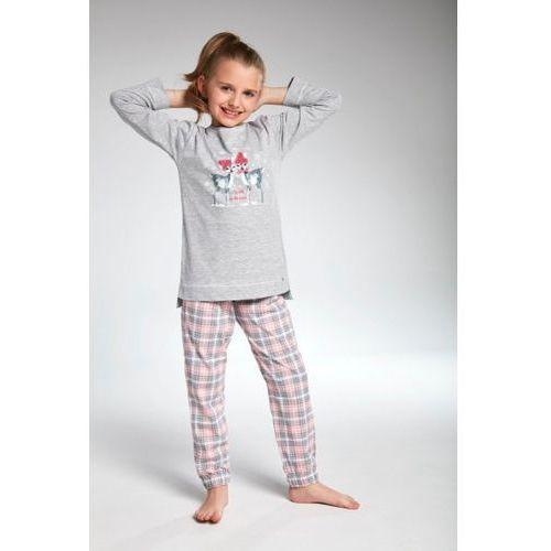 young girl 781/93 winter day piżama dziewczęca marki Cornette