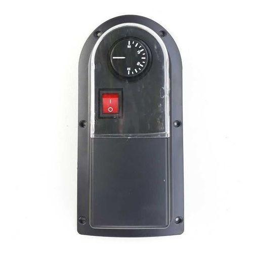 """Grzałka elektryczna z termostatem 1500 W (gwint R 1"""" ) (5902734700759)"""