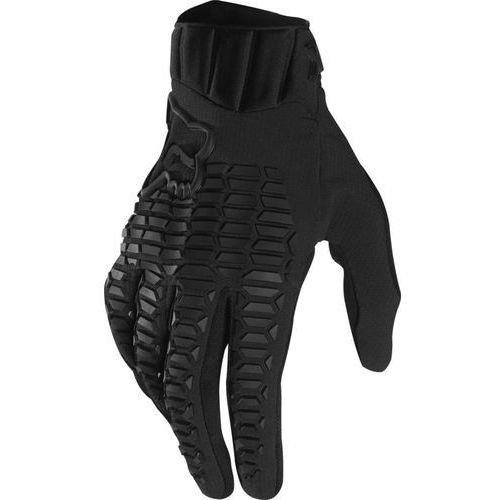 Fox defend rękawiczki kobiety, black/black s 2019 rękawiczki długie