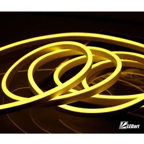 Led neon flex 1m żółty marki Ledart