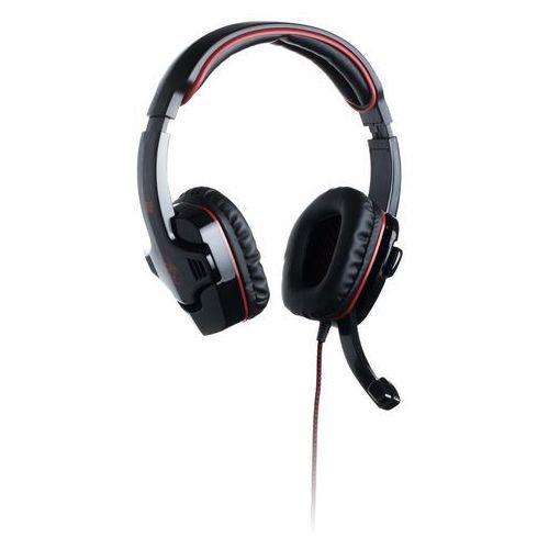 Słuchawki z mikrofonem Connect IT GH2000 Biohazard Czarne (CI-235) Darmowy odbiór w 21 miastach! - BEZPŁATNY ODBIÓR: WROCŁAW!
