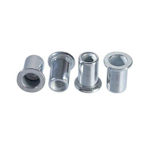 Nitonakrętki aluminiowe Topex M6 20 szt. (5902062430267)