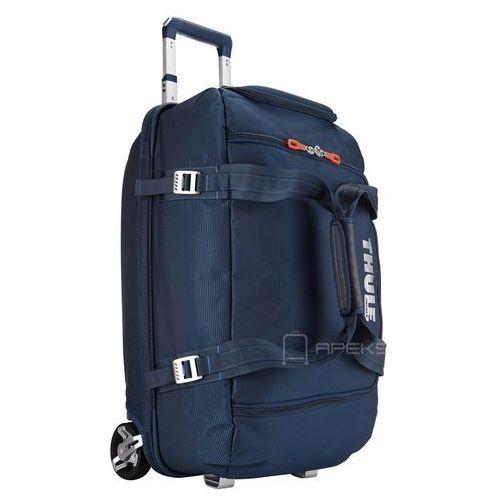 Thule Crossover Rolling Duffel 56L torba podróżna na kółkach / granatowa - Dark Blue
