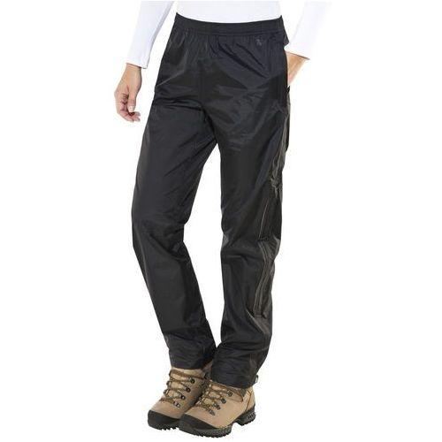 torrentshell spodnie długie kobiety czarny xs 2019 spodnie przeciwdeszczowe marki Patagonia