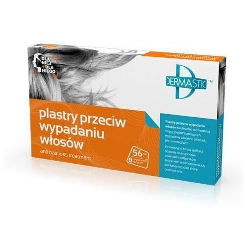 Dermastic plastry przeciw wypadaniu włosów 56 sztuk marki Diagnosis