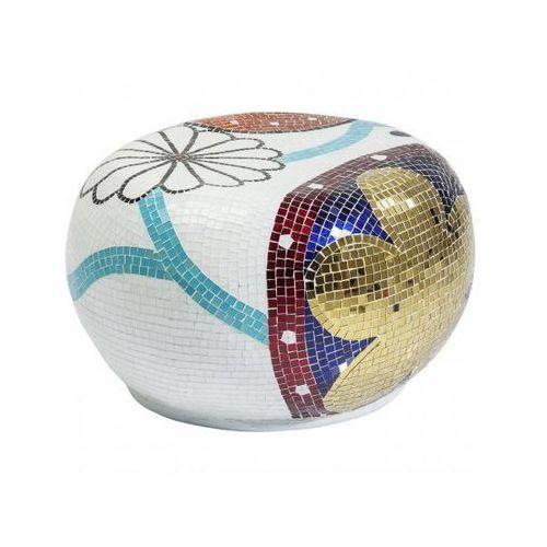 Kare Design Taboret Mosaik Garden Round średni - 80871