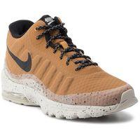 Nike Buty - air max invigor mid 858654 700 wheat/black/light bone