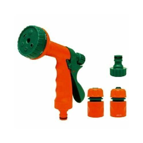 Zestaw 1/2'': złączki z pistoletem zraszającym wielofunkcyjnym / 89206 / - zyskaj rabat 30 zł marki Flo