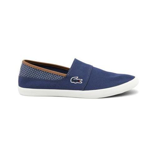 Płaskie buty męskie LACOSTE - 735CAM0076_MARICE-35