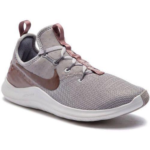 Nike Buty - free tr 8 lm ah8803 002 atmosphere grey/smokey mauve