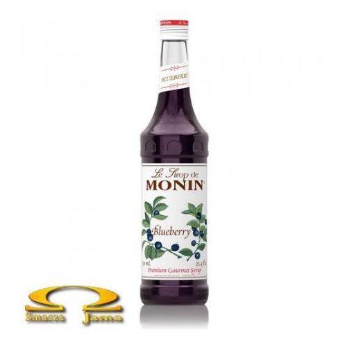 BLUEBERRY MONIN syrop jagodowy 0,7l (3052910055318)
