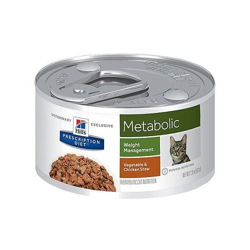 Hills prescription diet Hill's prescription diet metabolic feline puszka 156g