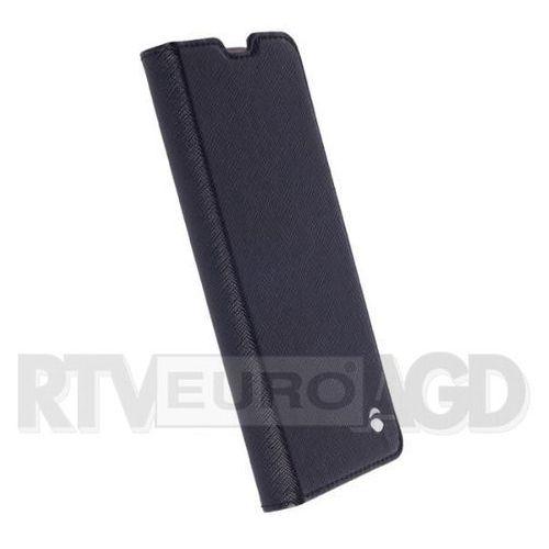 Krusell Malmo FolioCase Sony Xperia XA (czarny) - produkt w magazynie - szybka wysyłka! z kategorii Futerały i pokrowce do telefonów