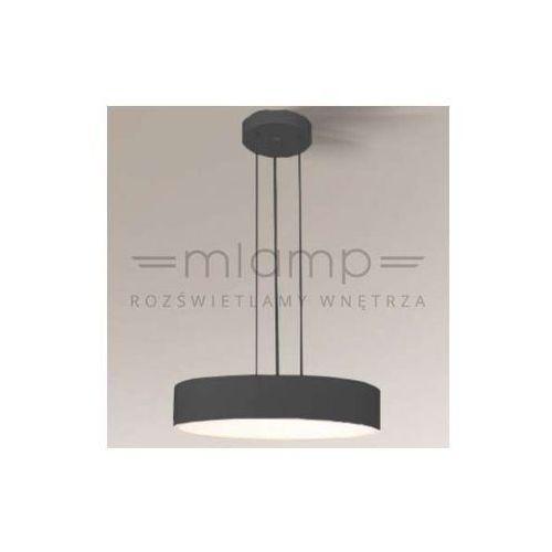 LAMPA wisząca BUNGO 5517/G5/CZ Shilo okrągła OPRAWA minimalistyczna zwis czarny, 5517/G5/CZ