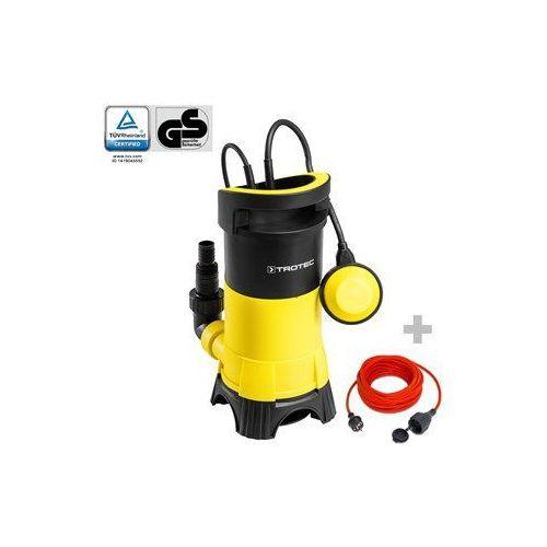 Pompa zanurzeniowa do wody brudnej TWP 7025 E + Przedłużacz jakościowy 15 m / 230 V / 1,5 mm²