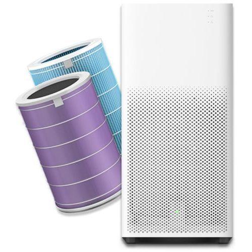 Xiaomi mi air purifier 2 oczyszczacz powietrza + dodatkowy filtr antybakteryjny gw.24 fv 23%