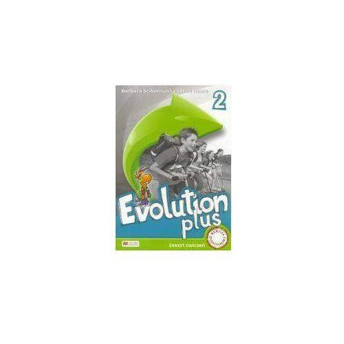 Evolution Plus 2 WB MACMILLAN wersja podstawowa - Praca zbiorowa