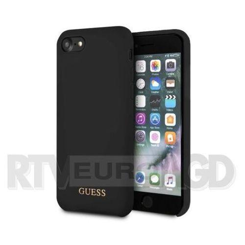 Guess guhci8lsglbk iphone 7/8 (czarny)