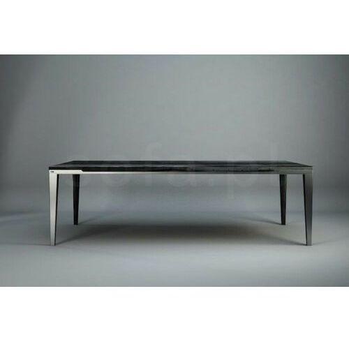 Sofa.pl Dyle essence 001 240x100,nowy ciemny dąb - nogi lustrzane