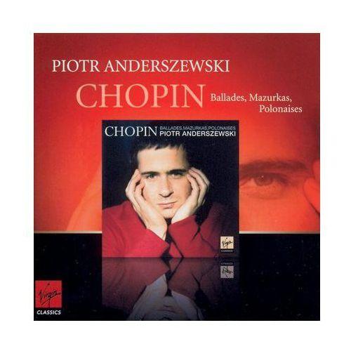 Mazurkas Op. 59 & 63, Ballades Op. 47 - Piotr Anderszewski (5099968637026)