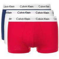3-pack bokserki niebieski czerwony biały l marki Calvin klein