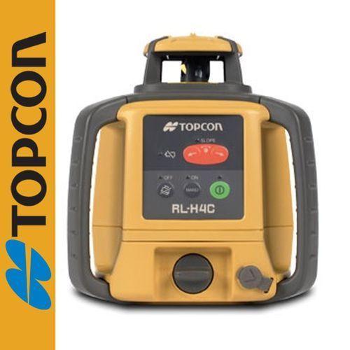 Niwelator laserowy Topcon RL-H4C + statyw + łata, RL-H4C (zestaw1)