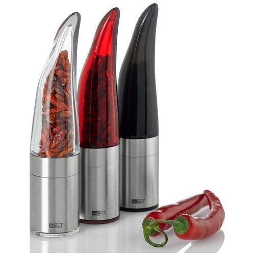 Adhoc - młynek do papryczek chilli pepe, czerwony (4037571386963)