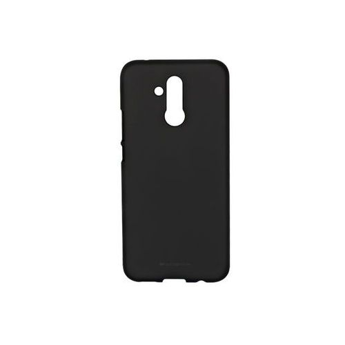 Huawei Mate 20 Lite - Mercury Goospery Soft Feeling - czarny, ETHW778GMSFBLK000