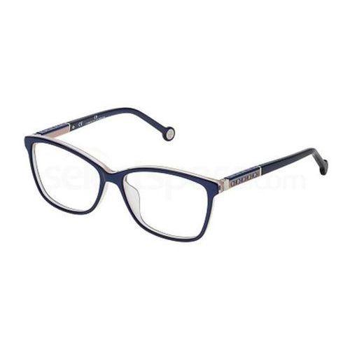 Okulary korekcyjne vhe672 09mf marki Carolina herrera