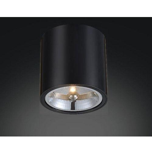 Lampa sufitowa neo cromo nero promocja letnia!, neo cromo nero marki Orlicki design