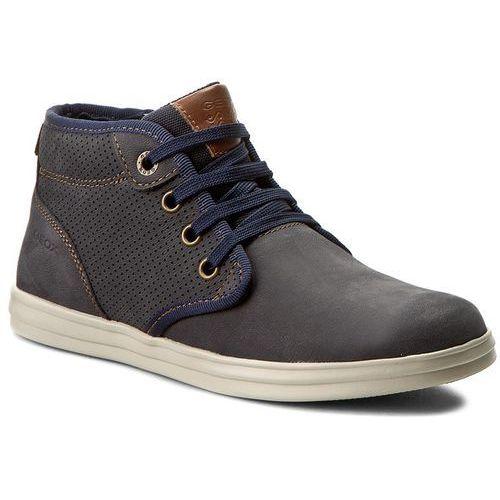 Sneakersy GEOX - J Anthor B. C J723HC 0001G C0948 Morski/Brąz