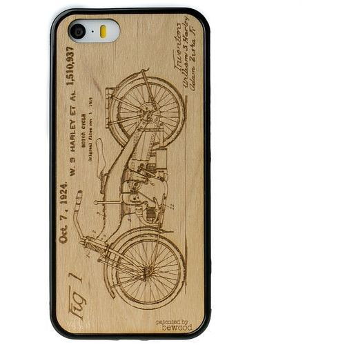 Case iphone 5 5s harley marki Bewood
