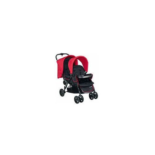 Safety 1st W�zek spacerowy duodeal (plain red)