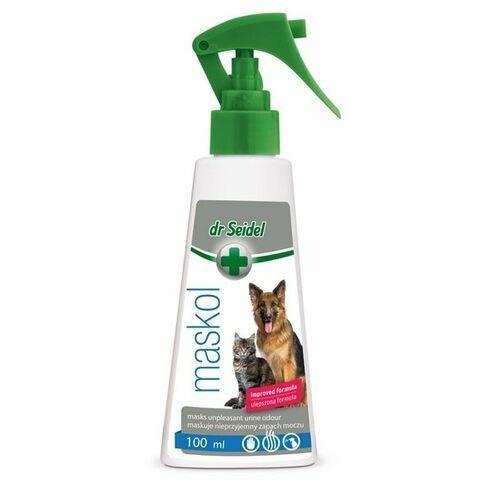 dr Seidel Maskol płyn maskujący zapachy zwierząt, 100ml