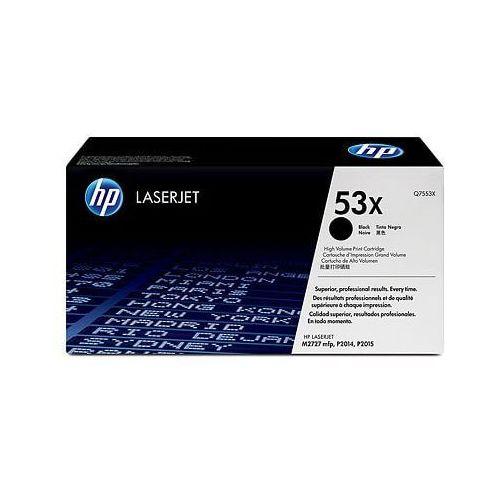 Toner Oryginalny 53X Czarny do HP LaserJet M2727 NFS MFP - DARMOWA DOSTAWA w 24h